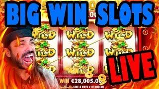 START €8000 🔥 LIVE Slots Machines in HIGH LIMIT | Casino BIG WIN