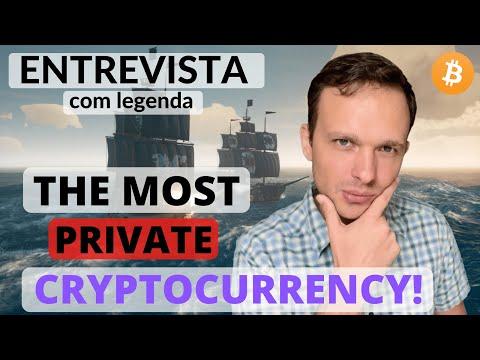 THE MOST PRIVATE COIN | A Melhor Moeda de Privacidade