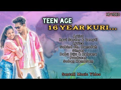 Santali Video Song - Teen Age 16 Year Kuri
