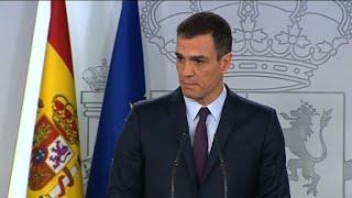 Espagne: Sanchez convoque des élections législatives le 28 avril