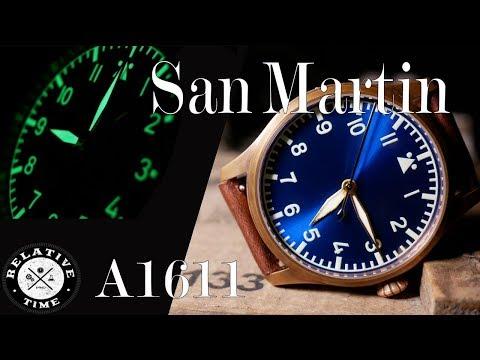 San Martin A1611 Review: Bronze Budget Flieger