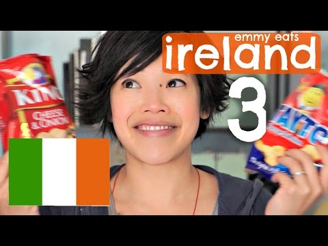 Emmy Eats Ireland 3 - tasting more Irish treats