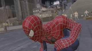 Spider-man 3 Walkthrough PC Apocalypse - 3 [HD]