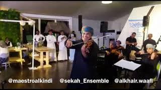 Sekah performing Khawater Theme to AlKhair.Waafi / فرقة سيكاه تعزف لحن خواطر لمبادرة الخير_وافي