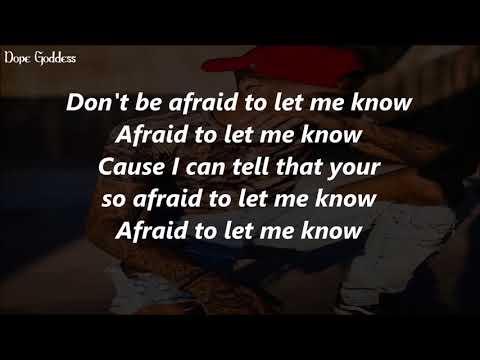 BEEZ - Afraid (Lyrics)