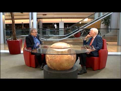 MEP Daniel Cohn-Bendit reflecting on his life (German language)
