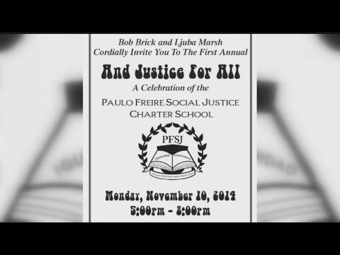 Mass Appeal Paulo Freire Social Justice Charter School Fundraiser