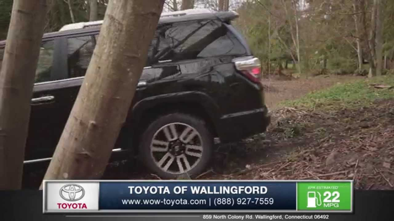 2015 Toyota 4Runner Review | Toyota Of Wallingford   Toyota Dealer Near  Bristol, Ct