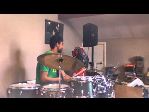Hit the road Jack-Ray Charles  (DRUM COVER)