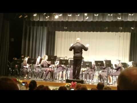 Kids band concerts north garner middle school