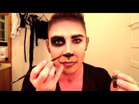 Theatrical Makeup - Bullshit the Dog
