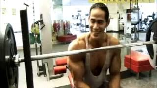 Download Video Ade Rai | Variation of Barbell Curl MP3 3GP MP4
