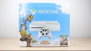 Xbox Один Захід Overdrive Комплект (Білий) (Анбоксинг)