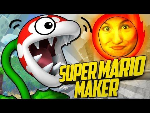 Der PIRANHA PFLANZENKILLER!! - Super Mario Maker #05 [Deutsch/HD]