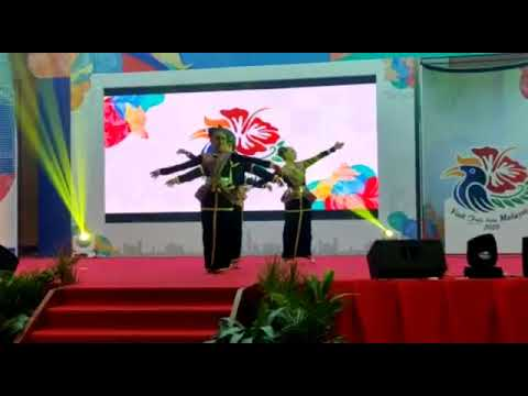 Malaysian traditional dance