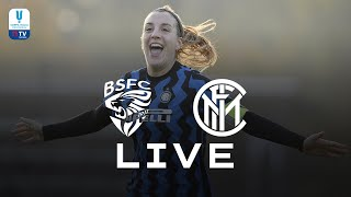 FULL MATCH | BRESCIA 0-4 INTER WOMEN | COPPA ITALIA FEMMINILE 2020/21 🏆⚫🔵🇮🇹