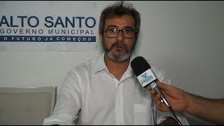 Secretário Aléssio da Educação de Alto Santo aponta conquistas e novos rumos na Gestão Iris Gadelha