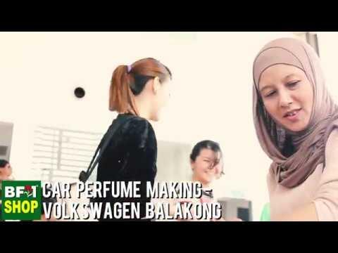 Car Perfume Making - Volkswagen Balakong WH Autohaus