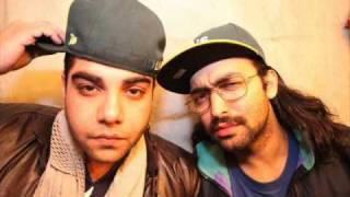 Das Racist - Combination Pizza Hut and Taco Bell (With Lyrics)