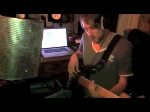 Recording the Album - Alex Grube