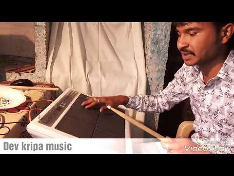 Octo ped बजाने वालो के लिये खुसखबरी  मातृ 100 रुपए मे घर पर बनाए triger .. dev kripa music spd 20rol