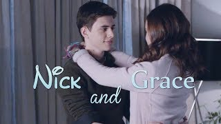 Nick and Grace ღall I think about is youღ