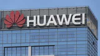 Huawei caught in crossfire of U.S.-China trade war