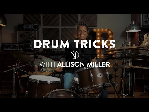 Drum Tricks with Allison Miller: Four Plus One