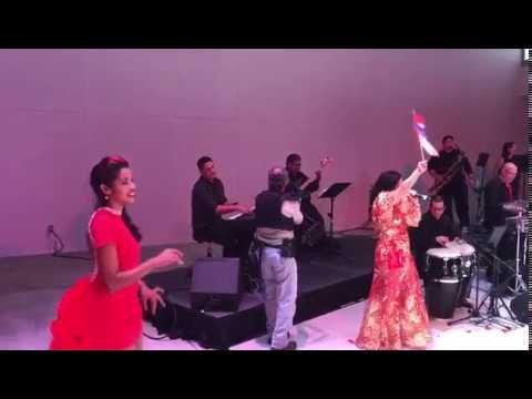 Melina Almodovar En Vivo Desde Hollywood Salsa Fest 4