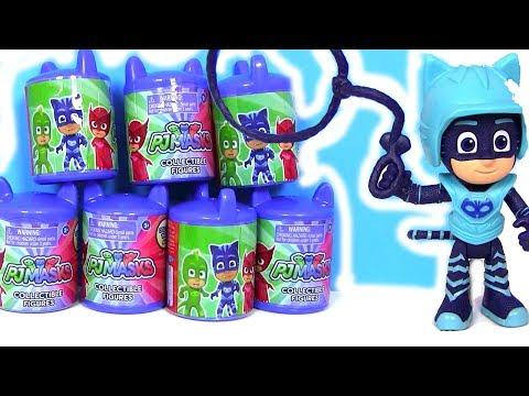 #Герои в масках PJ Masks Видео для детей! Мультики с Игрушками! Игрушки Новинки #Сюрпризы