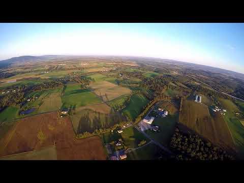 Flight from Todd's field