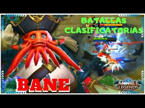 BANE EN CAMINO A RANK EPICO | Mobile Legends: Bang Bang |KYRBO R13 thumbnail