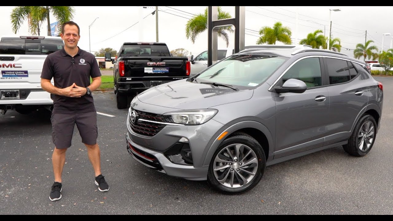 2020 Buick Encore Release