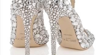 Yeni gelin ayakkabı koleksiyonu 2016 Jimmy Choo