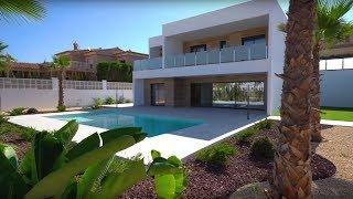 Купить дом на море в Испании, в городе Кальпе. Новая современная вилла в Испании | 2019