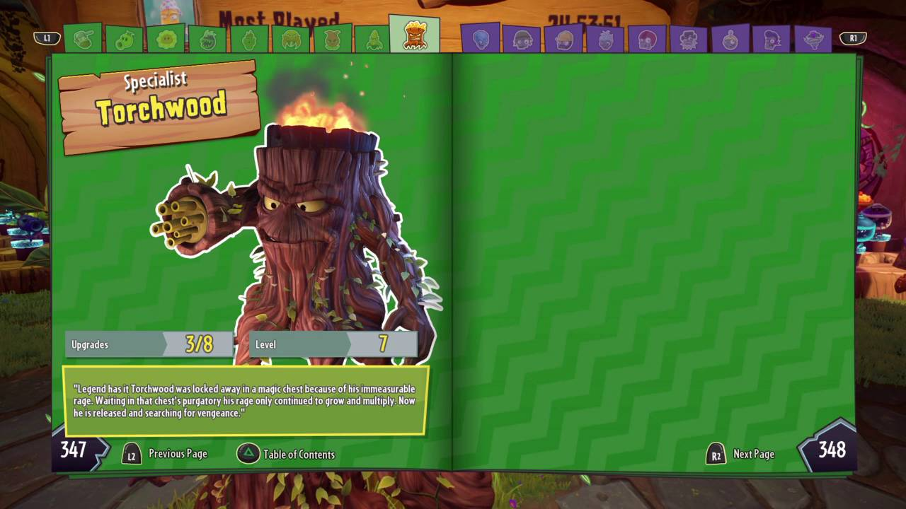 The Torchwood And Goat Abilities Plants Vs Zombies Garden Warfare 2 Youtube