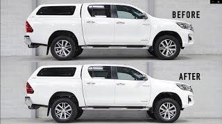 Toyota Hilux Easy-Lift Kit