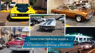 La restauración de cinco vehículos se realizó en un lapso de 4 años y aún se adeuda 417 mil 500 pesos por ello
