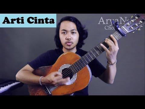 Chord Gampang (Arti Cinta - Ari Lasso) by Arya Nara (Tutorial Gitar)