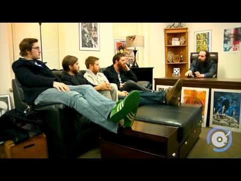 Moon Taxi Interview- BG Tonite S1 Ep2