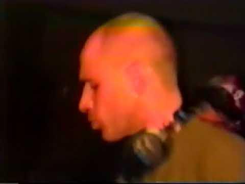 Bassrush Third Rush - 1990's rave in Maryland, USA
