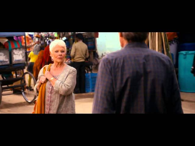 "The Second Best Exotic Marigold Hotel : ""Invitation"""