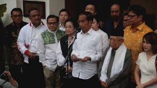 Presidente indonesio proclama victoria electoral entre acusaciones de fraude
