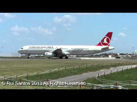 Turkish Airlines Airbus A321-231 TC-JSC (cn 5254)