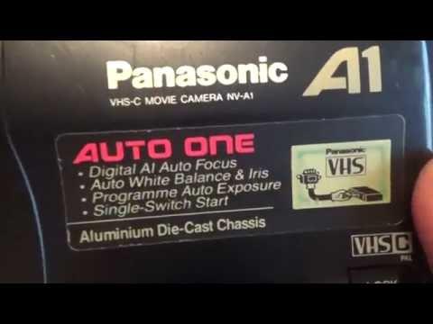 Panasonic NV A 1 1994