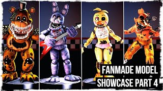 [SFM FNaF] Fanmade Model Showcase #4