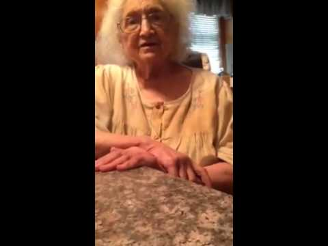 Grandma can't believe her Granddaughter is gay