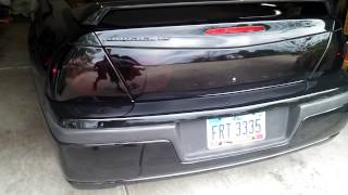Top swap Impala ticking