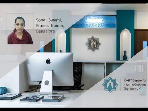 ICAHT India - Testimonial by Sonali Swami, Fitness Trainer, Bangalore