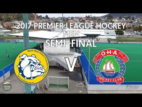 North West Grads v OHA | Men Semi-Final | Premier League Hockey 2017